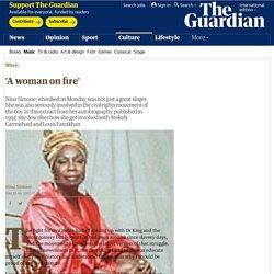 Nina Simone in her own words
