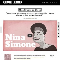 Nina Simone on Shock - Blank on Blank