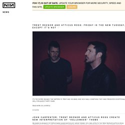 nin.com [the official nine inch nails website]
