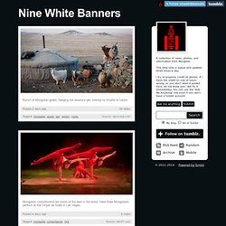 Nine White Banners