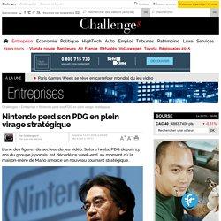 Nintendo perd son PDG en plein virage stratégique - 13 juillet 2015