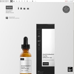 Photography Fluid, Opacity 12% - 30ml