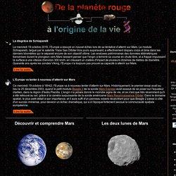 Nirgal.net : De la planète rouge à l'origine de la vie