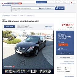 Nissan Altima 27900 PLN. żory