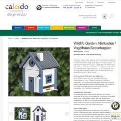 Wildlife Garden, Nistkasten / Vogelhaus Seeschuppen