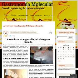 Cocina moderna pearltrees for Caracteristicas de la cocina molecular