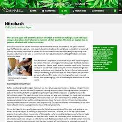 Nitrohash