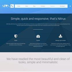 Nitrux S.A.