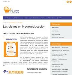 Las claves en Neuroeducación