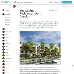 The Marina Residences, Port Douglas