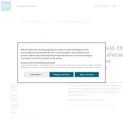 ÉTUDE INA. Covid-19 dans les JT : un niveau de médiatisation inédit pour une pandémie