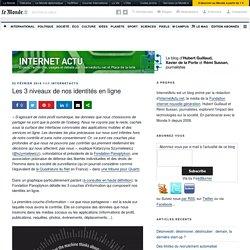 Les 3 niveaux de nos identités en ligne – InternetActu