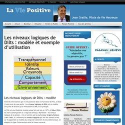 Les niveaux logiques de Dilts : modèle et exemple d'utilisation