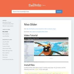 Nivo Slider - Dev7studios Docs