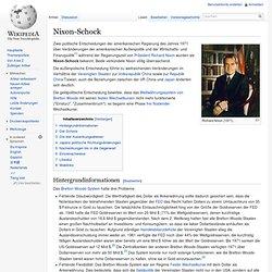 Nixon-Schock