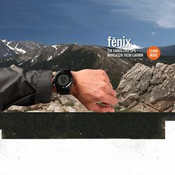 fēnix™ Outdoor GPS Watch