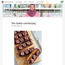 No bake centerpaj