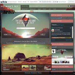 No Man's Sky Wiki - Wikia