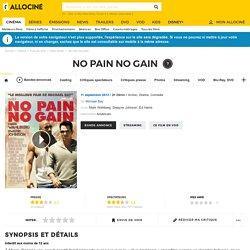 No Pain No Gain - film 2013