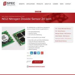 NO2 Sensor