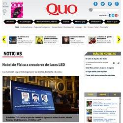 Nobel de Física a creadores de luces LED