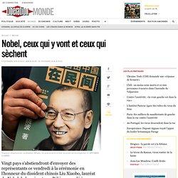 Nobel, ceux qui y vont et ceux qui sèchent
