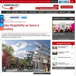 Nobu Hospitality se lance à Londres