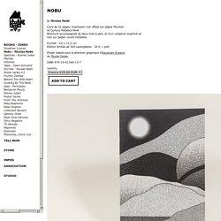 Nobu - Nicolas Nade : Editions FP&CF