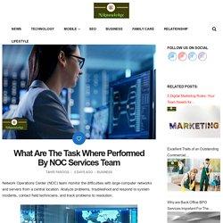 NOC Services Team