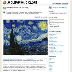 Noche estrellada, de Van Gogh – La Cueva del Cíclope