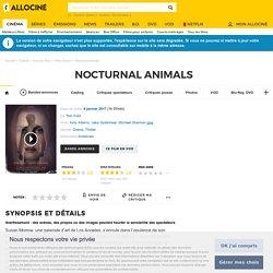 Nocturnal Animals - film 2016