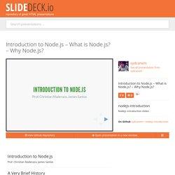 nodejs-introduction