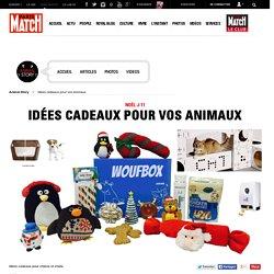 Noël: J-11 - Idées cadeaux pour vos animaux
