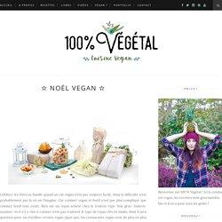 ✫ Noël vegan ✫