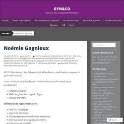 Noémie Gagnieux