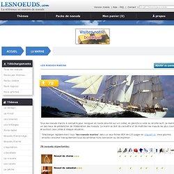 les noeuds marins - Lesnoeuds.com