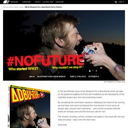 #NOFUTURE – Adbusters Media Foundation