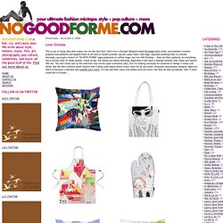 NOGOODFORME.COM > style + pop culture > yr ultimate fashion mixtape > Love Archives