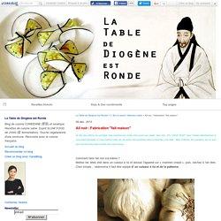 """Ail noir : Fabrication """"fait maison"""" - La Table de Diogène est Ronde"""