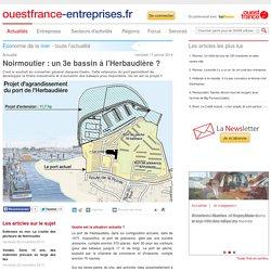 Noirmoutier : un 3e bassin à l'Herbaudière ?
