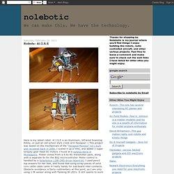 Robots: Al.I.S.E