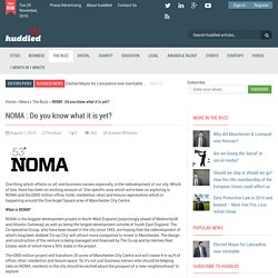 NOMA : Do you know what it is yet? - Huddled