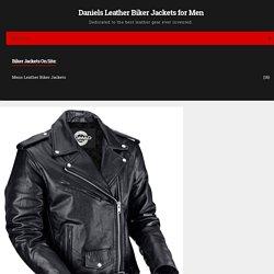 Nomad USA Classic Mens Biker Jacket