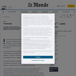 """Le """"nomadisme tsigane"""" : une invention politique"""