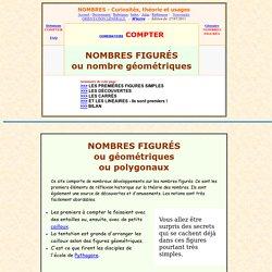 les nombres figurés ou géométriques