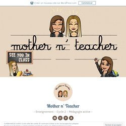 Nombres riches jusque 20 – Mother n' Teacher