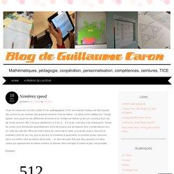 Le blog de Guillaume Caron