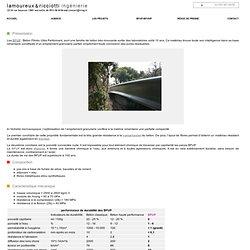 bfuhp et bfup - un béton fibré pour nombreuses applications - Bureau d'étude Lamoureux-ricciotti