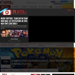 De nombreux secrets sur Pokémon GO dévoilés : choisir son évolution d'Évoli, le Pokémon le plus fort...