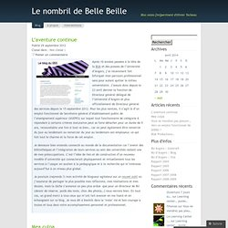 Le nombril de Belle Beille